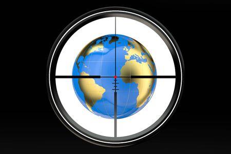bombings: terrorism threat around the world concept