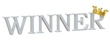 rendering: Winner concept, 3D rendering