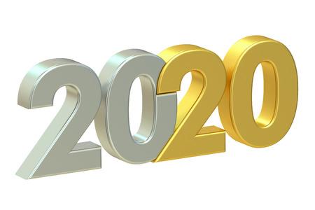 rendering: 2020 concept, 3D rendering