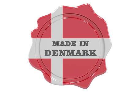 made to order: Seal Made in Denmark, 3D rendering