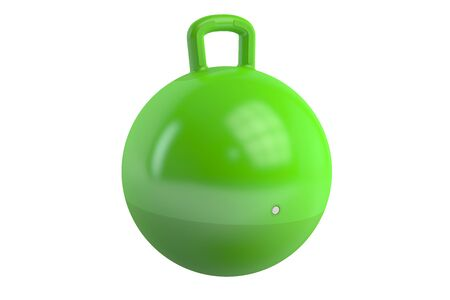 hopper: Hopper Ball, 3D rendering Stock Photo