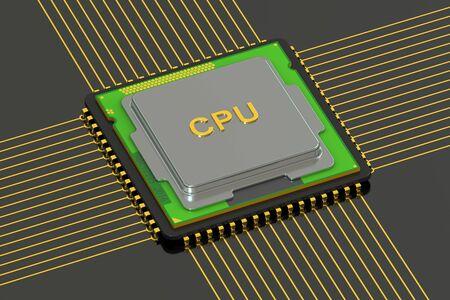 multicore: cpu, 3D rendering