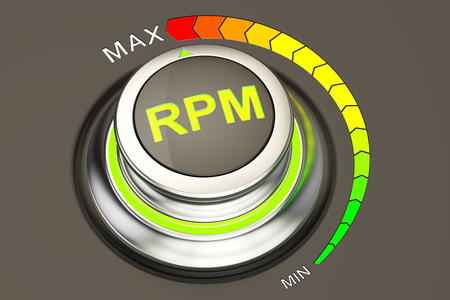 rpm: high level of RPM concept, 3D rendering