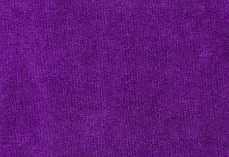 velour or velvet fabric background, texture. Purple color, high resolution