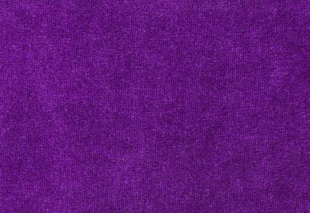 velour or velvet fabric background, texture. Purple color, high resolution
