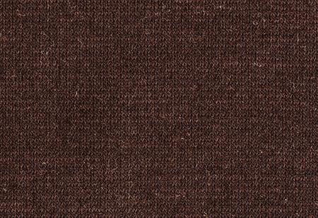 Stretch viscose weefsel. Bruine kleur textuur achtergrond hoge resolutie