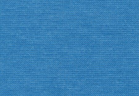 Viscose stretch, blue color texture backdrop high resolution Reklamní fotografie