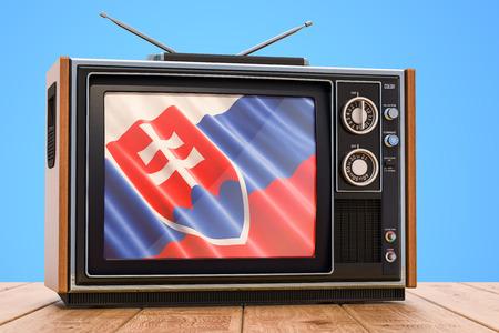 Slovak Television concept, 3D rendering