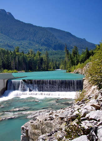 Ashley  River   Squamish Valley  British Columbia photo