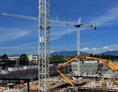 highriser: Manufacturing and filling the foundation for new high-riser