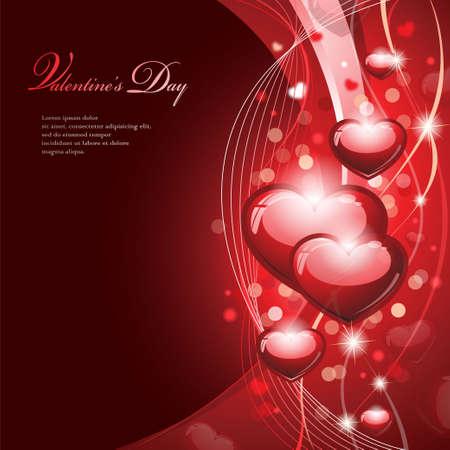 Valentine Design Stock Illustratie