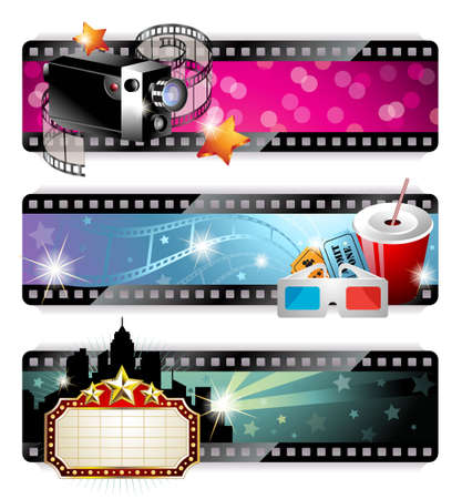 famous industries: Cinema Banners