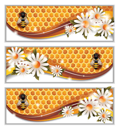 flavour: Honey Banners