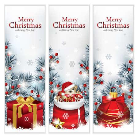 Trendy Christmas Banners