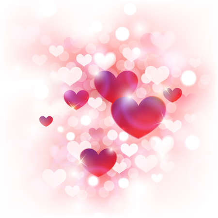 Abstract Background for Valentine's Day