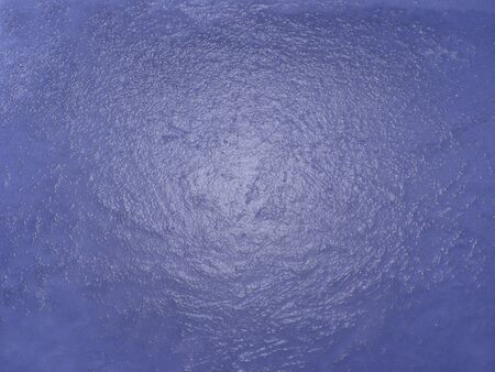 Blue abstract icy background Stock Photo