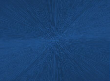 blue abstract background with sharp beams photo
