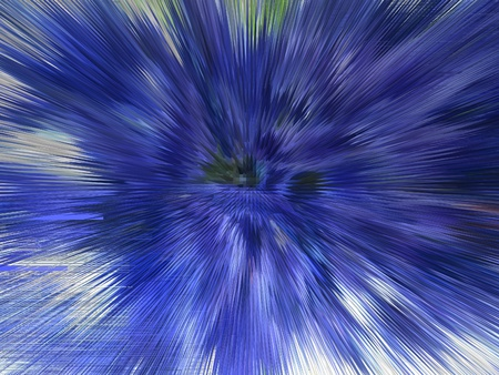 Blue abstract background Stock Photo - 12854262