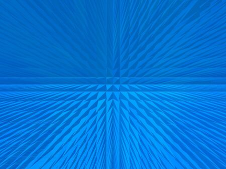 Image of blue abstract sharp prickles background photo