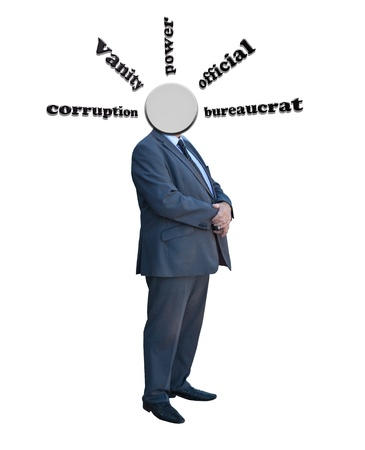 taking inventory: The image of the bureaucrat of the official