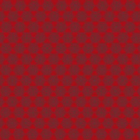 vermilion: wallpapers with many round abstract dark red patterns Stock Photo