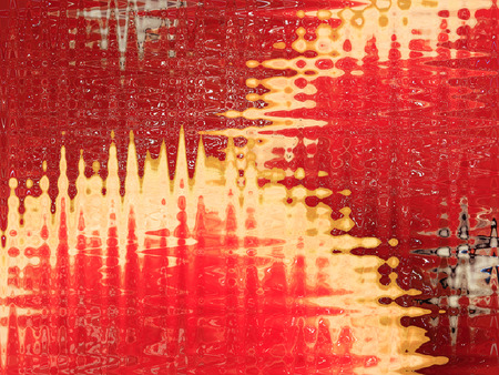 obscurity: Red abstract texture with bright spots and