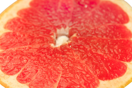 pappy: image of background from the cut fruit of grapefruit