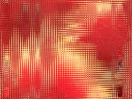 obscurity: Red and yellow abstract texture with bright spots and