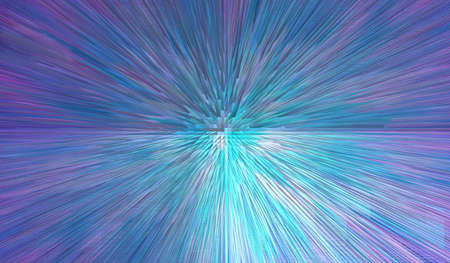 sharp: blue abstract texture like explosion with sharp beams
