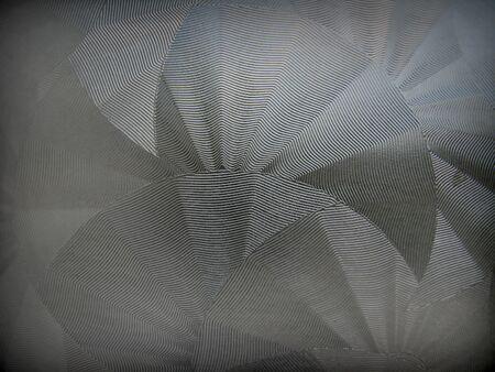 figuras abstractas: creativa textura oscura con las figuras abstractas estampadas