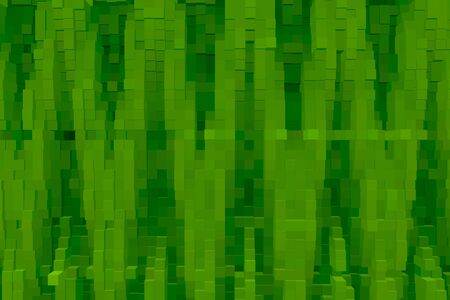 patterned: creative texture with patterned light green stripes Stock Photo