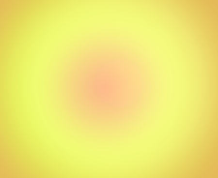 circle shape: light yellow and pink gradient in the shape of circle Stock Photo