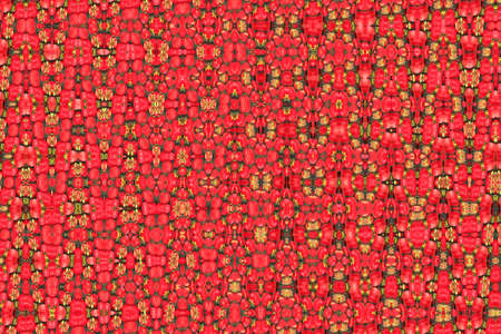 motley: creative abstract bright and motley red texture