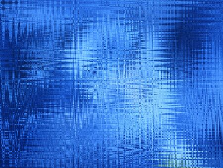 strip structure: blue blurred texture with light and dark spots Stock Photo