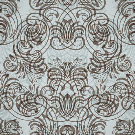 eps10, vector seamless vintage pattern Vector
