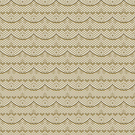 background with seamless lacy  pattern Vector