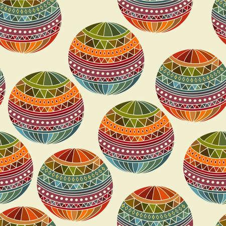 fir tree balls:   fir tree balls pattern