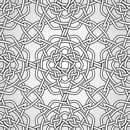 knot work: Celtic Seamless Pattern