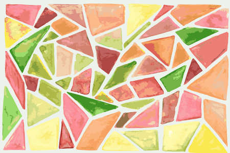 Vector Watercolor Background Vector