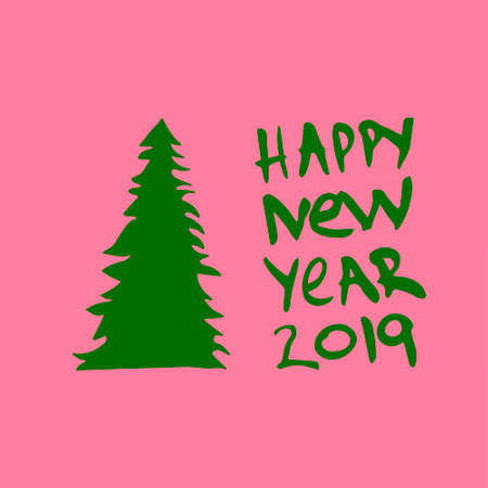 Happy new year and merry cristmas 2019