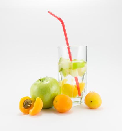 cocktail de fruits: salade de fruits