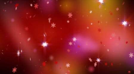 wintry: Christmas background