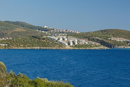settlements: Settlements in Kusadasi, Turkey