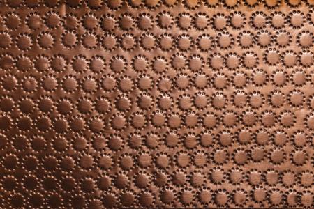 cobre: acuñación de cobre