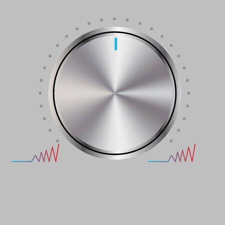 volume: Abstract volume control.Vector