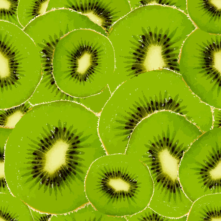 juicy: Abstract backgrounds of juicy kiwi.Pattern.Vector Illustration
