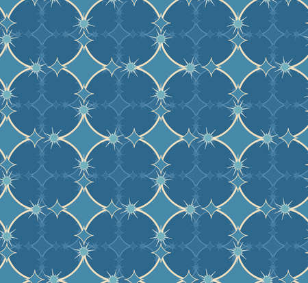 tile background: Seamless repeating pattern on a light background