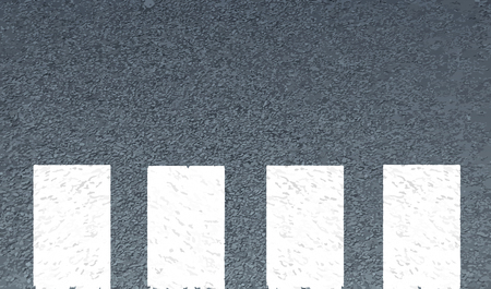 tripping: The texture of asphalt and footpath.Vector