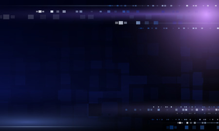 luminous: Abstract background is of squares and luminous lines.Vector Illustration