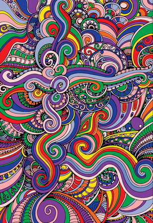 Abstract pattern.Vector Stock Illustratie